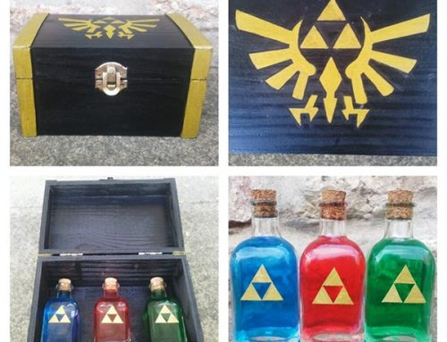· Cofre Zelda ·